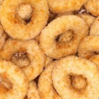 Crumbed Squid Rings